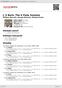 Digitální booklet (A4) J. S Bach: The 6 Flute Sonatas