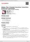 Digitální booklet (A4) Weber: The 2 Clarinet Concertos; Concertino; Grand Duo Concertant