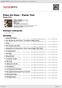 Digitální booklet (A4) Zhen Jin Dian - Paula Tsui
