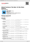 Digitální booklet (A4) Shinji Tanimura The Best -Hi Wa Mata Noboru-