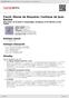 Digitální booklet (A4) Fauré: Messe de Requiem; Cantique de Jean Racine