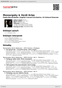 Digitální booklet (A4) Mussorgsky & Verdi Arias