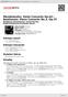 Digitální booklet (A4) Mendelssohn: Violin Concerto Op.64 / Beethoven: Piano Concerto No.3, Op.37
