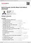 Digitální booklet (A4) Avicii Presents Strictly Miami (DJ Edition) [Unmixed]