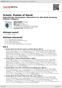 Digitální booklet (A4) Schutz: Psalms of David