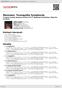 Digitální booklet (A4) Messiaen: Turangalila Symphonie