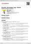 Digitální booklet (A4) Dvorak: Serenades opp. 22&44