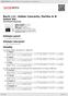 Digitální booklet (A4) Bach, J.S.: Italian Concerto; Partita in B minor etc.