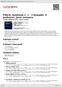 Digitální booklet (A4) Fibich: Symfonie č. 1 - 3 komplet, V podvečer, Jarní romance