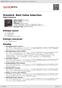 Digitální booklet (A4) Standard  -Best Value Selection-