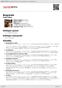 Digitální booklet (A4) Bugiardo (Slidepack)