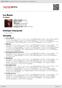 Digitální booklet (A4) La Roux