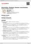 Digitální booklet (A4) Stravinsky: Orpheus; Danses concertantes