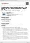 Digitální booklet (A4) Tchaikovsky: Piano Concerto No.1 In B Flat Minor, Op. 23 ; Violin Concerto in D Major, Op. 35
