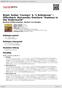 "Digitální booklet (A4) Bizet: Suites ""Carmen"" & ""L'Arlésienne"" / Offenbach: Barcarolle; Overture ""Orpheus in the Underworld"""
