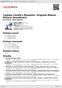 Digitální booklet (A4) Captain Corelli's Mandolin -Original Motion Picture Soundtrack