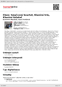Digitální booklet (A4) Eben: Smyčcový kvartet, Klavírní trio, Klavírní kvintet