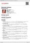 Digitální booklet (A4) Marjorie Estiano