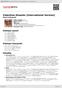 Digitální booklet (A4) Valentine Disaster [International Version]