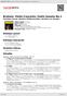 Digitální booklet (A4) Brahms: Violin Concerto; Violin Sonata No.1