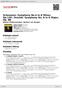 Digitální booklet (A4) Schumann: Symphony No.4 In D Minor, Op.120 / Dvorak: Symphony No. 8 In G Major, Op. 88
