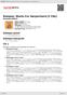 Digitální booklet (A4) Rameau: Works For Harpsichord [2 CDs]