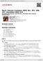 Digitální booklet (A4) Bach: Secular Cantatas, BWV 36c, 201, 206, 207, Quodlibet BWV 524
