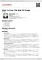 Digitální booklet (A4) Fade To Grey:  The Best Of Visage
