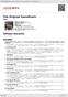 Digitální booklet (A4) The Original Soundtrack