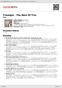 Digitální booklet (A4) Triologie - The Best Of Trio