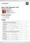 Digitální booklet (A4) Alvin & The Chipmunks / OST
