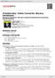 Digitální booklet (A4) Tchaikovsky: Violin Concerto; Rococo Variations