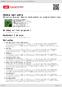 Digitální booklet (A4) Věčné melodie