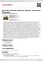 Digitální booklet (A4) Pražské dechové kvinteto (Rejcha, Kohoutek, Flosman)