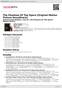 Digitální booklet (A4) The Phantom Of The Opera [Original Motion Picture Soundtrack]