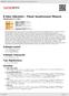 Digitální booklet (A4) 8 hlav šílenství - Písně inspirované filmem