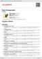 Digitální booklet (A4) Pop Evergreens