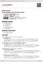 Digitální booklet (A4) Chaconne