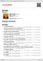 Digitální booklet (A4) Handel