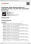 Digitální booklet (A4) Buxtehude: Organ Works BuxWV 137, 139-142, 145-146, 149,159-160, Passacaglia BuxWV 161
