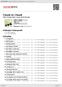 Digitální booklet (A4) Cheek to Cheek