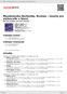 Digitální booklet (A4) Mendelssohn-Bartholdy, Brahms : Sonáty pro violoncello a klavír