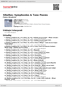 Digitální booklet (A4) Sibelius: Symphonies & Tone Poems