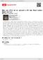 Digitální booklet (A4) Mejsó (Titulní píseň z filmu Poslední z Aporveru)