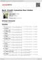 Digitální booklet (A4) Back, Vivaldi: Concertos Pour Violins