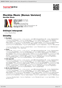 Digitální booklet (A4) Mockba Music [Bonus Version]