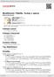 Digitální booklet (A4) Beethoven: Fidelio. Scény z opery