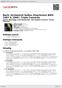 Digitální booklet (A4) Bach: Orchestral Suites (Overtures) BWV 1067 & 1068 / Triple Concerto
