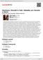 Digitální booklet (A4) Smetana, Dvořák & Suk: Skladby pro housle a klavír