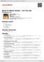 Digitální booklet (A4) Back To Black Series - Cai Yun Qu